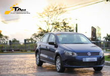 VW Polo Test Drive