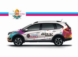Honda BRV Color Manila