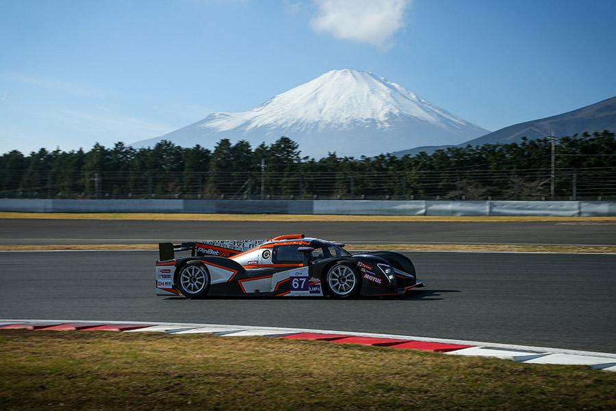 4 Hours of Fuji