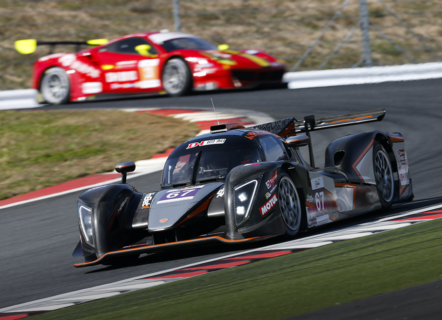 PRT Racing pulls off a top 5 finish at the 4 Hours of Fuji