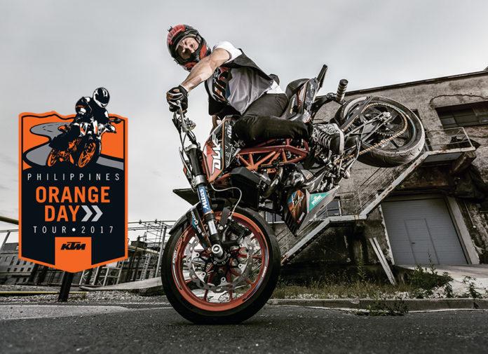 KTM Orange Day Tour