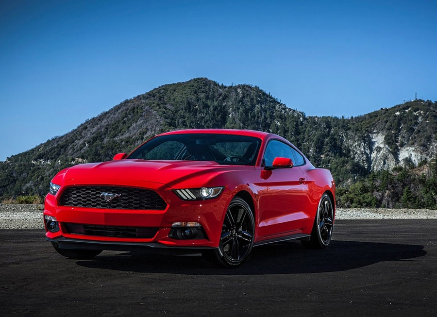 Ford's all-new Mustang arrives in the Ph with 2.3L EcoBoost and 5.0L V8