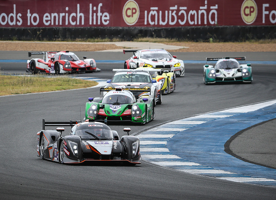 PRT Racing takes home 4th place and fastest lap from the 4 Hours of Buriram