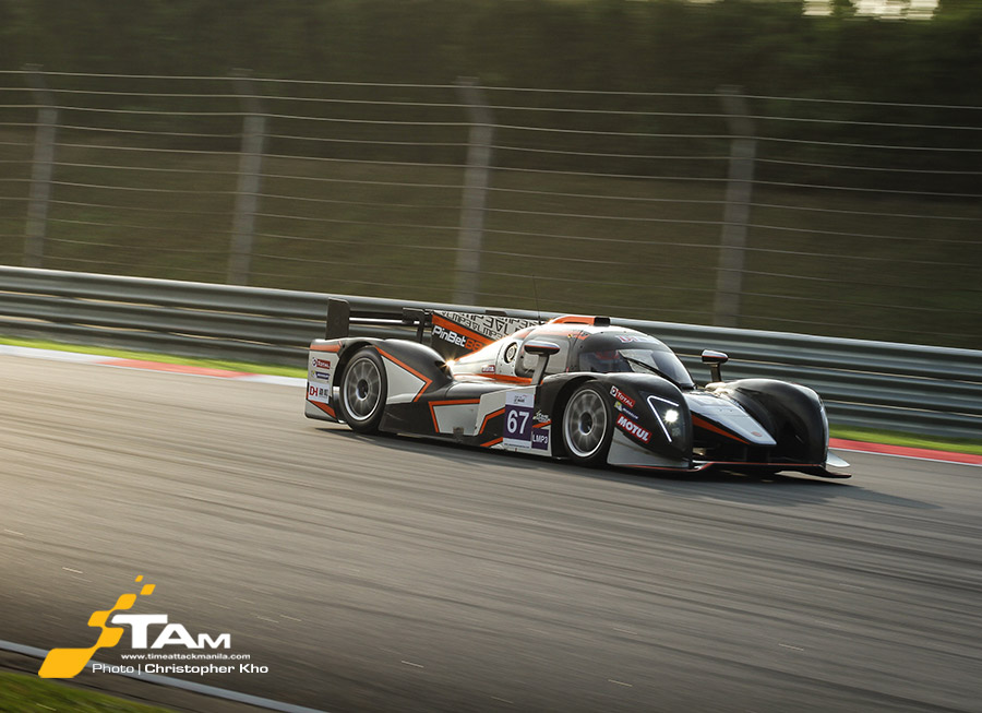 PRT Racing at the 2016/2017 Asian Le Mans Series – 4 Hours of Sepang