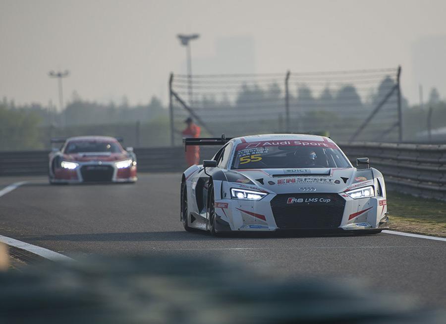 Vincent Floirendo ends impressive Audi R8 LMS season with P2 Am trophy