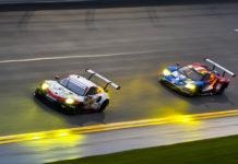 Porsche 911 RSR Daytona
