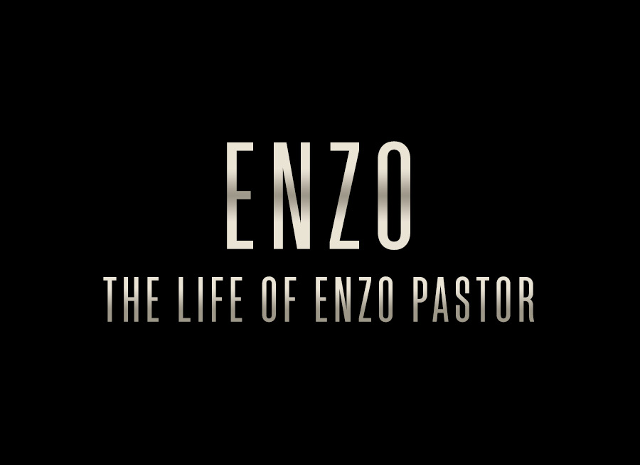 Pastor family is looking for investors to fund Enzo's biopic