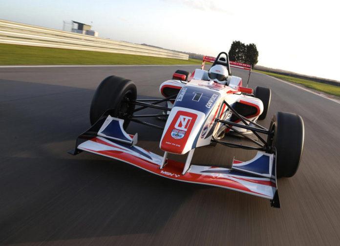 Geely Formula 4