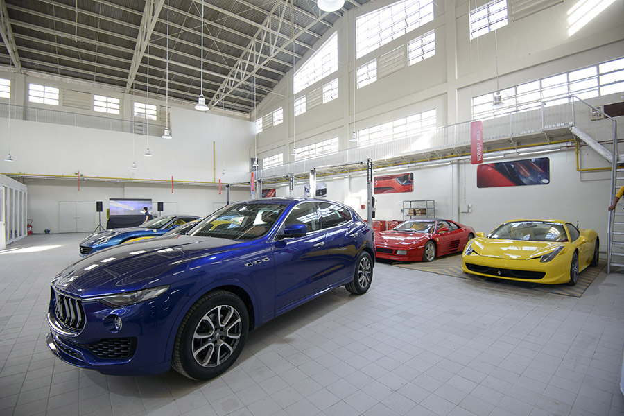 Ferrari Maserati Service Center