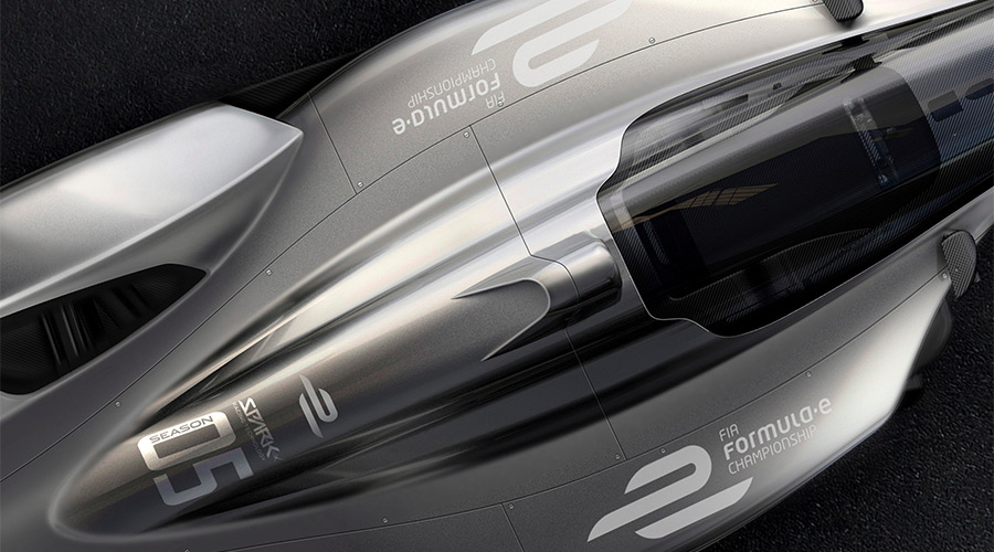 Formula E SRT05e