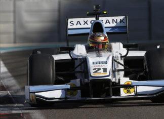 Marlon Stockinger GP2