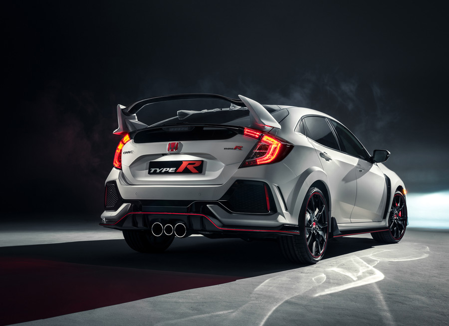 It's true. Honda's all-new Civic Type R will be at the Manila International Auto Show
