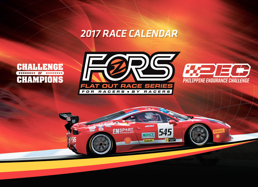 Everything you need to know about the 2017 FlatOut Race Series
