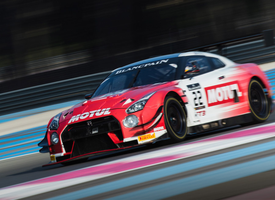 Check out the NISMO GT-R's new Motul livery for Blancpain GT