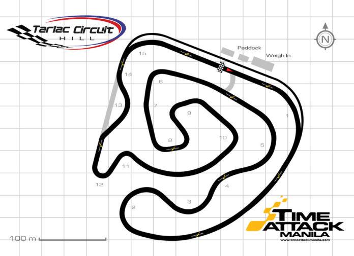 Tarlac Circuit Hill