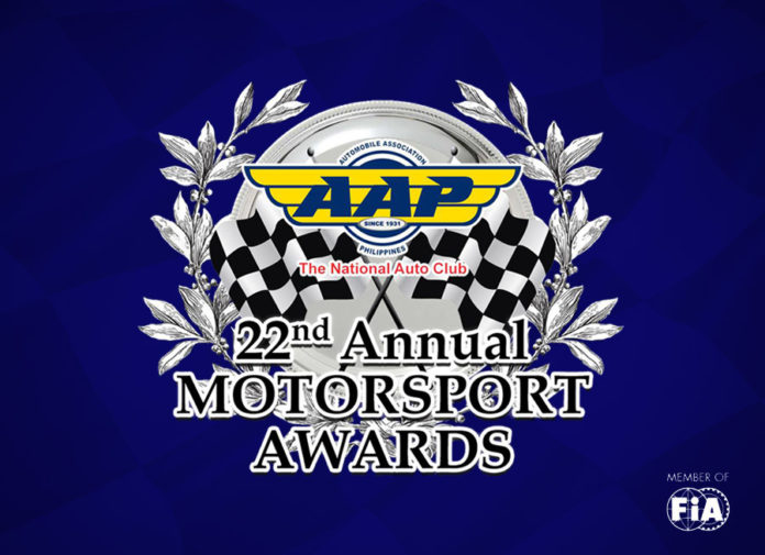 AAP Motorsport Awards 2017