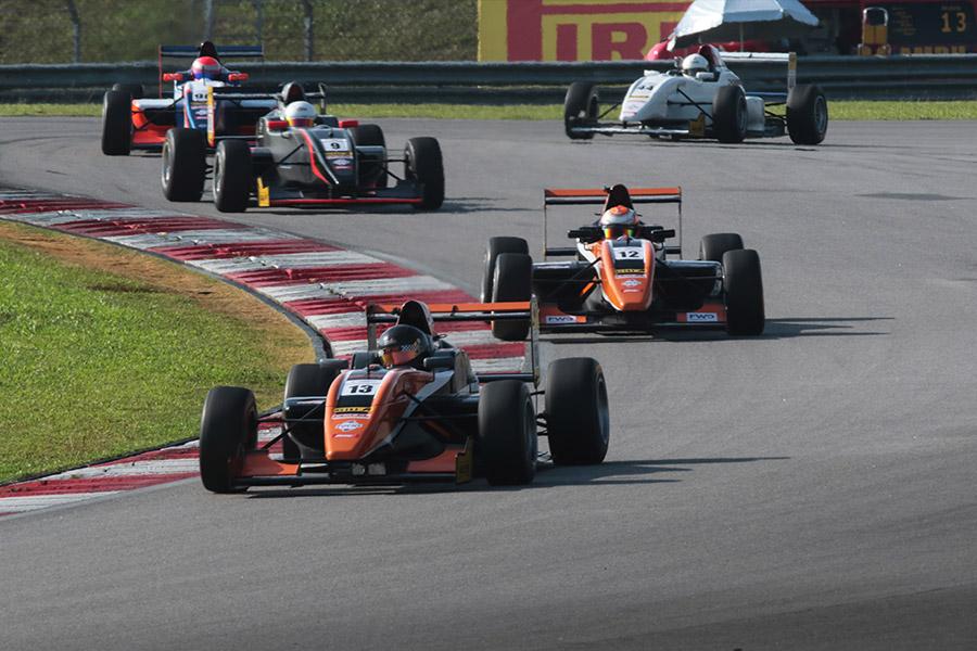 Ben Grimes Formula Masters Series