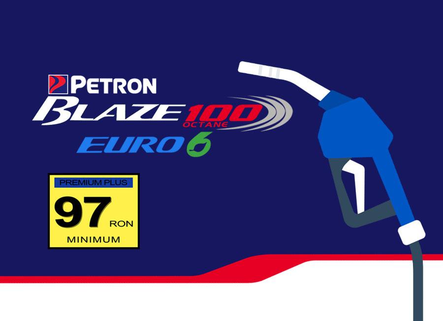 Petron Blaze 100