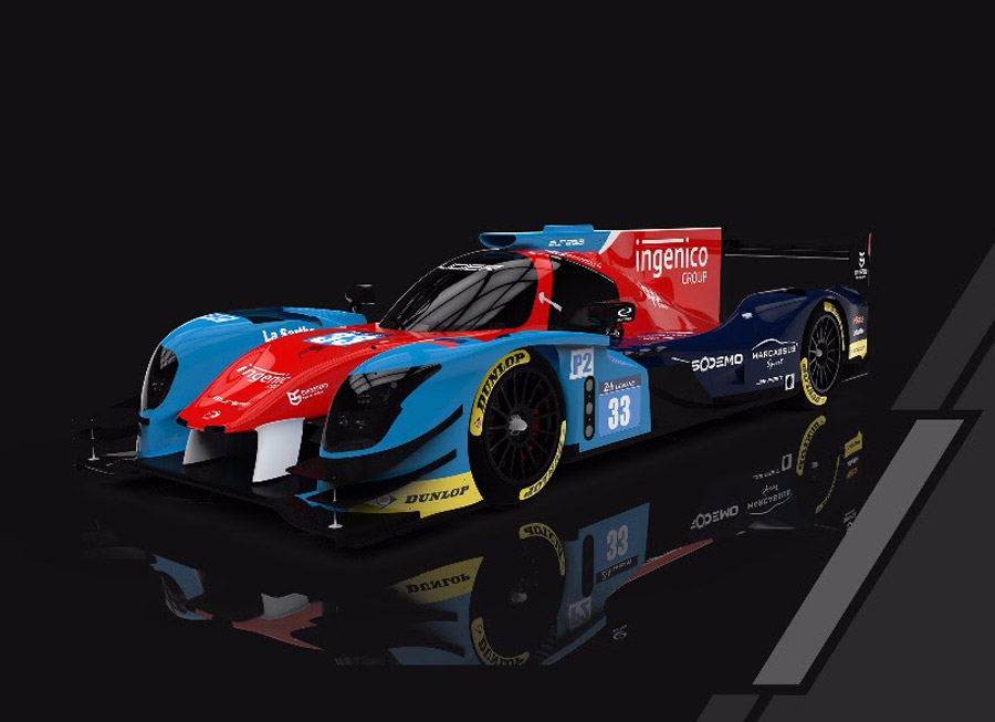 Eurasia Motorsport reveal their drivers for the 24 Hours of Le Mans