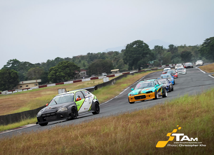 Rafael la O' claims Grid A victory in Rd 2 of FlatOut Race Series