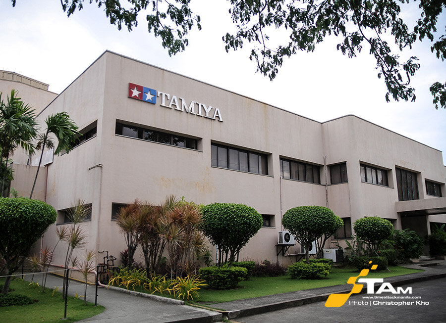 An exclusive look inside the Tamiya Factory in Cebu