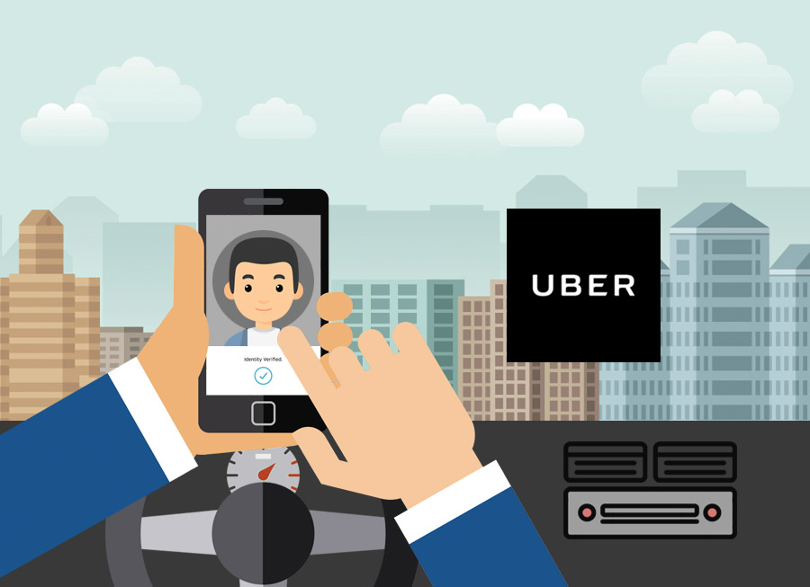 Uber's new safety feature now require drivers to take selfies