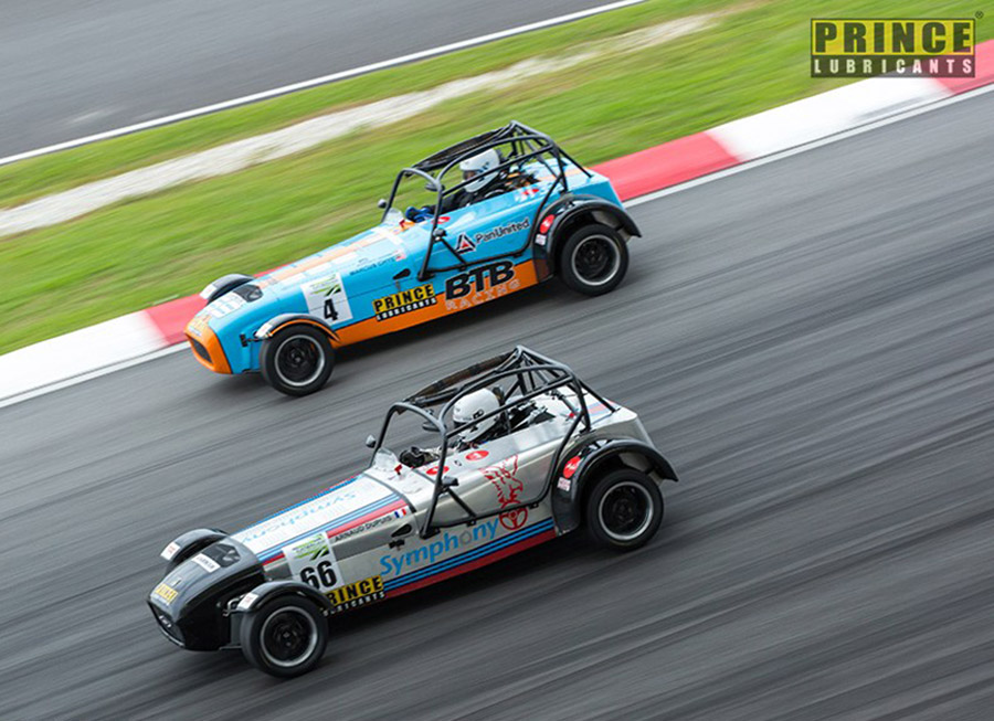 Caterham Motorsport confirms they're racing in the Philippines this year