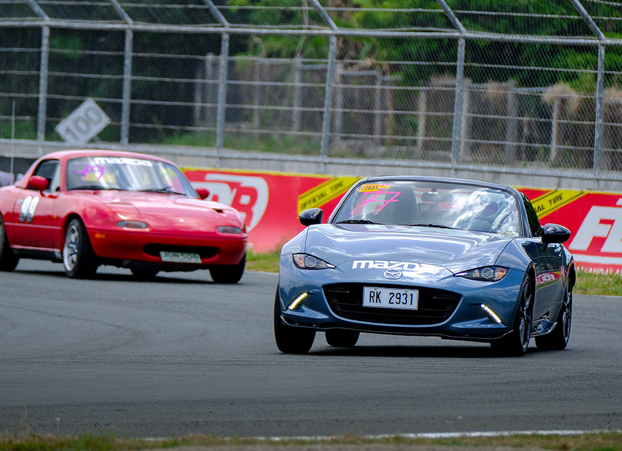 Mazda Miata Cup now on its 9th year racing the world's best-selling roadster