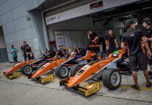 Pinnacle Motorsport Formula Masters