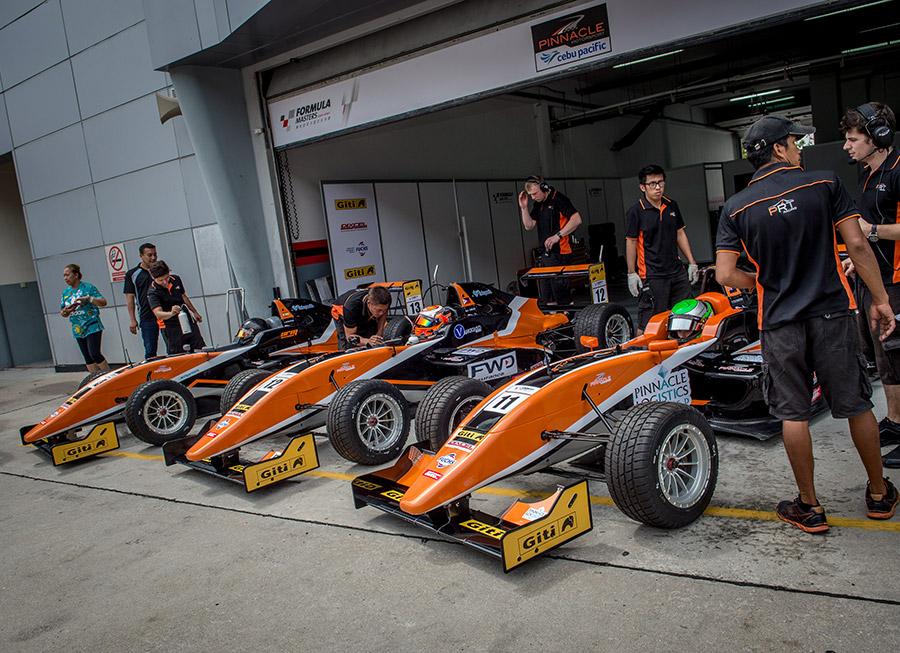 Pinnacle Motorsport back in Sepang this weekend for Formula Masters Series
