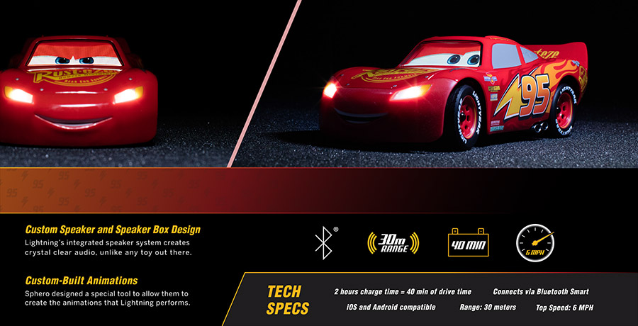 Ultimate Lighting McQueen