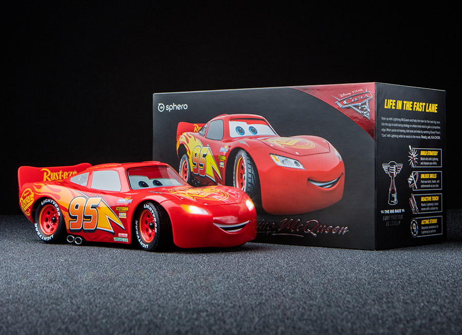 Sphero's new toy brings the 'Ultimate Lightning McQueen' to life