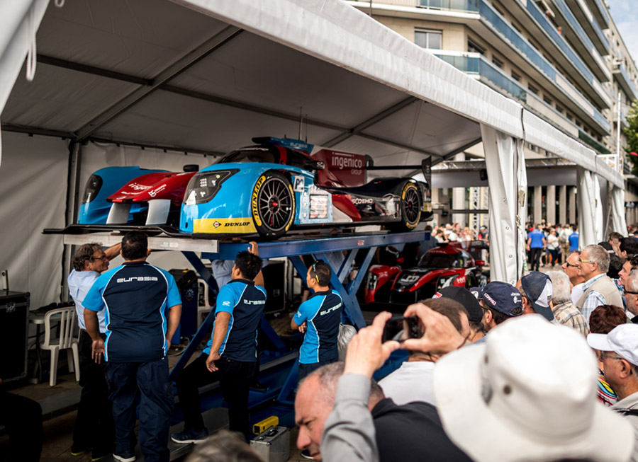 Eurasia Motorsport all set for this weekend's 24 Hours of Le Mans
