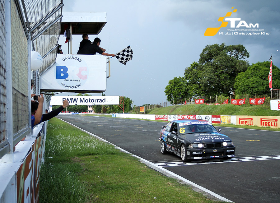 BMW-AutoPerformance cover 108 laps to win GT Radial x 4 Oras ng Pilipinas