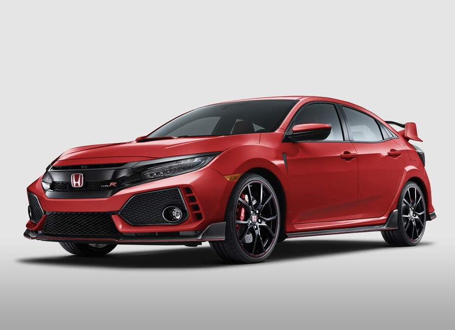 Honda Ph delivers; Civic Type R to be sold locally in limited numbers