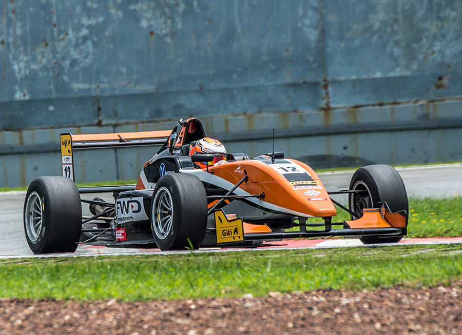 Pinnacle Motorsport is back in China to resume title hunt in Formula Masters Series