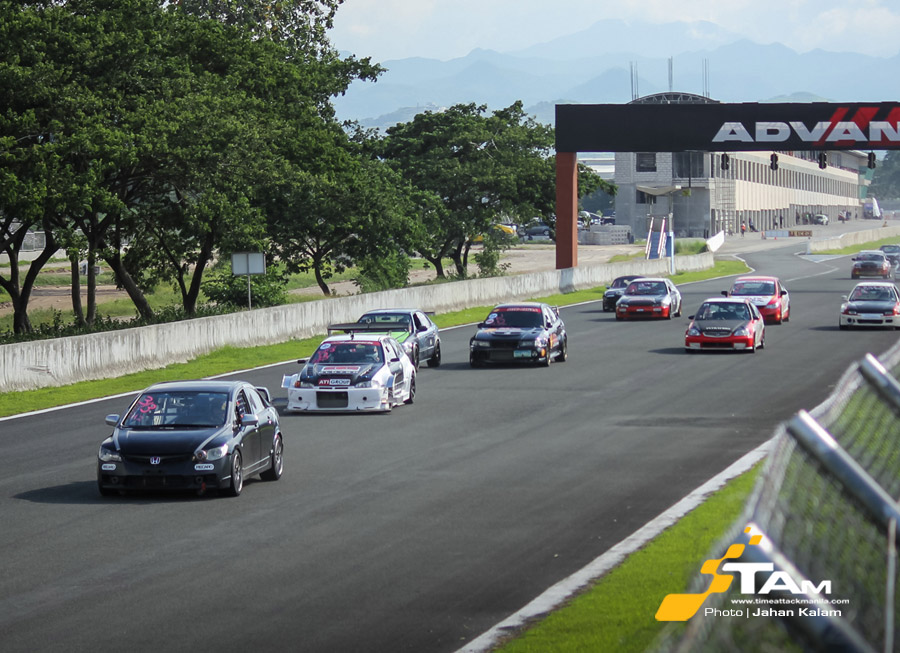 Dominant win for Eggy Ong in FlatOut Race Series Rd 5 at CIS