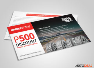 Bridgestone Coupon