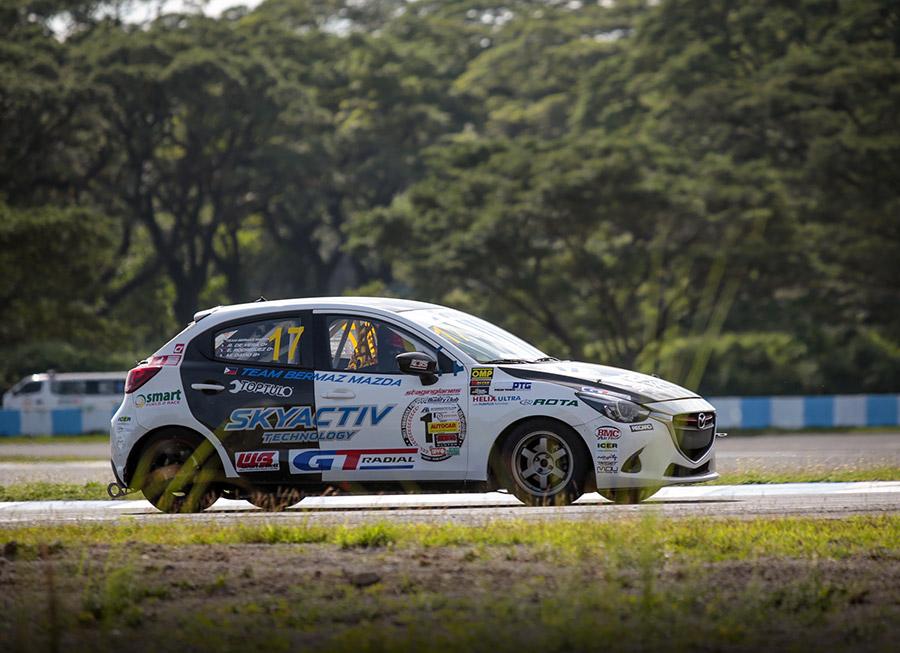 Mazda Ph lets Edwin Rodriguez keep his title-winning 2 SkyActiv racecar