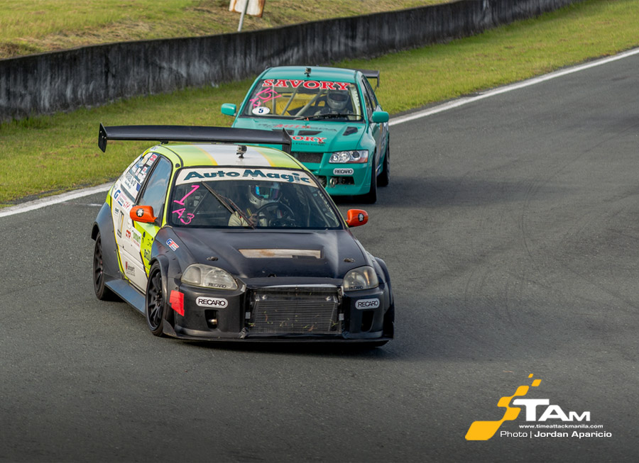 Rafael la O' pulls off time attack and grid race win in Rd 6 of FlatOut Race Series
