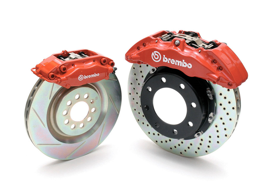 5 ways to spot an authentic Brembo brake kit from a fake