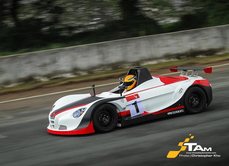 Tuason Racing School – Formula V1 Series