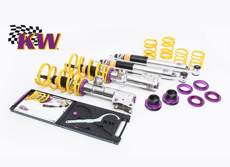KW Suspensions offer P15,750* in discounts on coilover kits this month