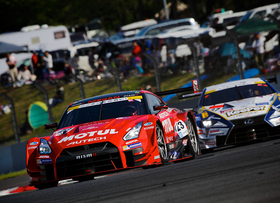 NISMO and Lexus are sending their Super GT cars to the DTM finale