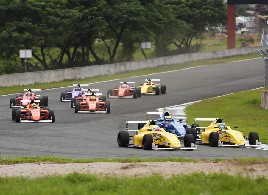 Formula 4 SEA' race at the Clark International Speedway is this weekend