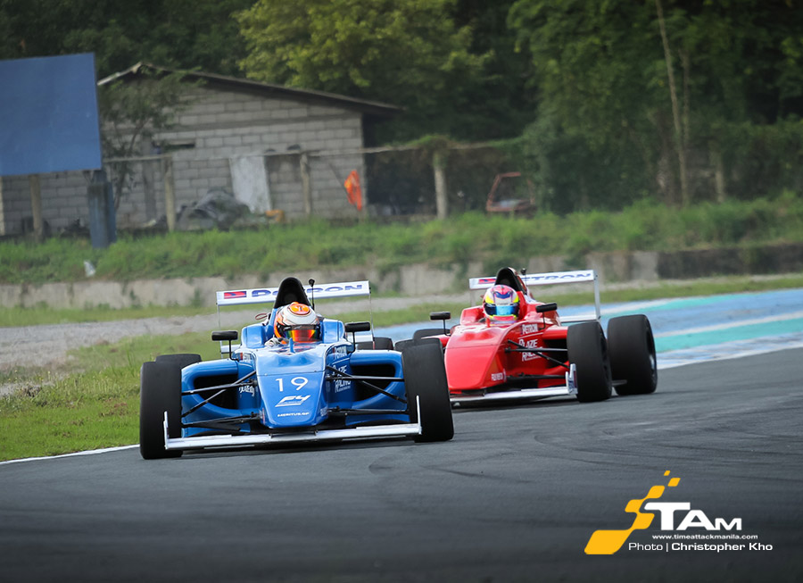 Ben and Sam Grimes pull off 1-3 finish on their home Formula 4 SEA race