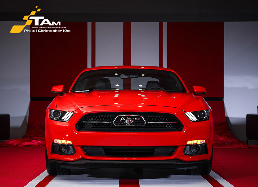 Ford Mustang 50 Years Limited Edition