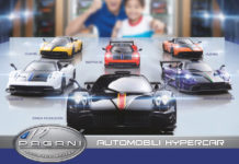 Petron Pagani Hypercar Collection