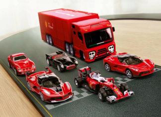 Shell Ferrari Dream Cars