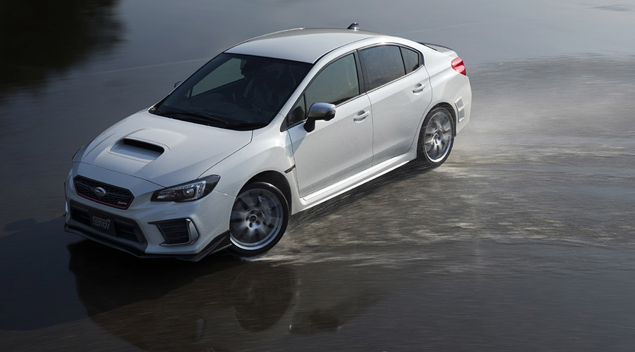 The S208 Is A Limited Edition Subaru Wrx Sti That We Can T